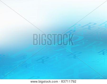 Healthcare and Medical Rx Blue Bkg