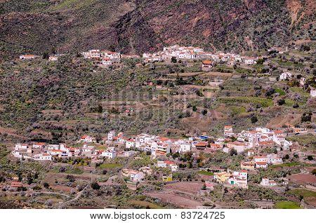 Village in Gran Canaria