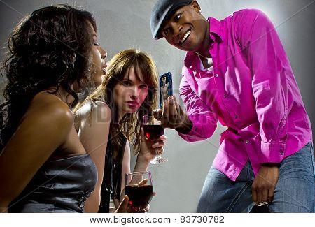 Overconfidence At Nightclub