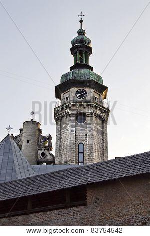 belfry Bernardine Church