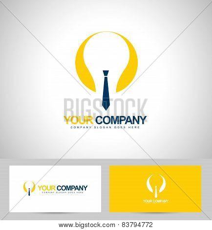 Smart Business Logo Concept
