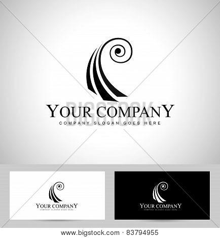 Violin Logo Design