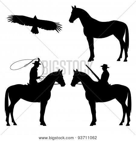 Wild West Cowboy Set