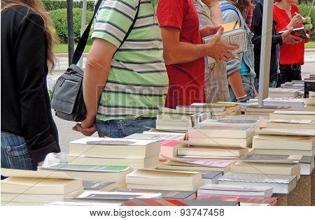 On The Book Fair
