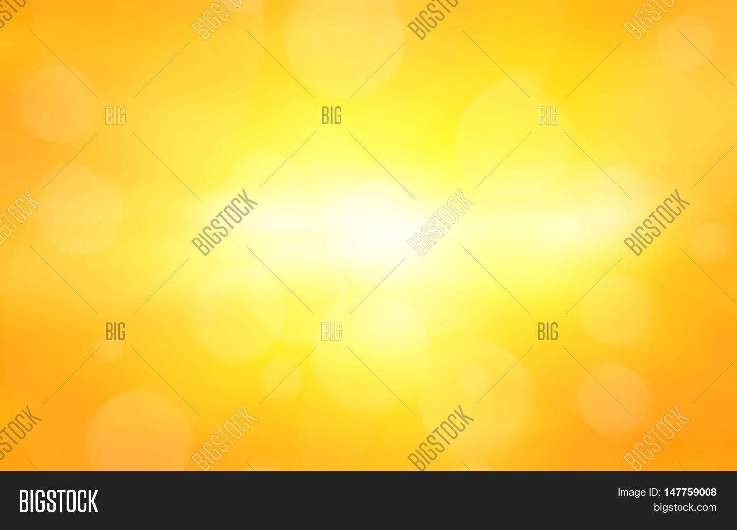 Abstract Orange Background. Bokeh Image  for Background Pattern Light Orange  49jwn