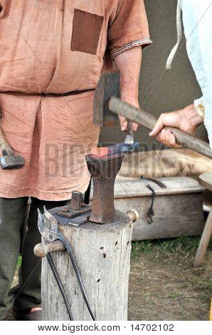 forging