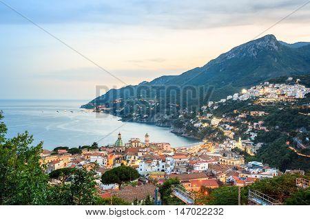 Vietri Sul Mare, Amalfi Coast, Salerno, Italy