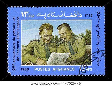 Afghanes - Circa 1986