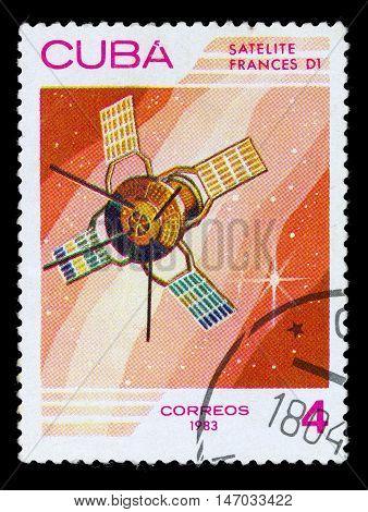 Cuba - Circa 1983