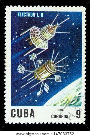 Cuba - Circa 1967
