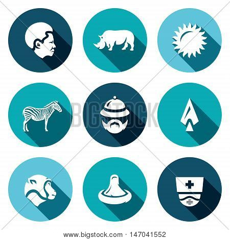 Black, Rhinoceros, Sun, Zebra Tourist Spear Monkey Condom Virology