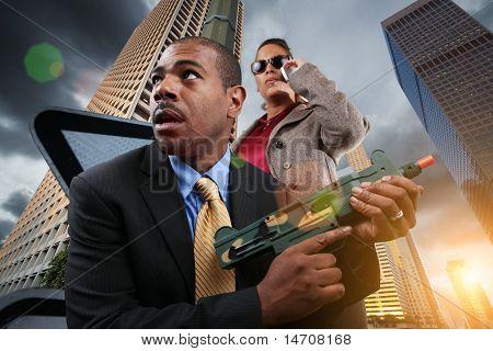Business War Game