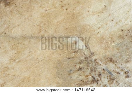 Abstract Dirty Brown Marble Stone Texture For Background