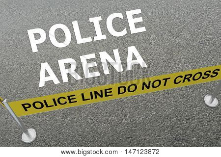 Police Arena Concept
