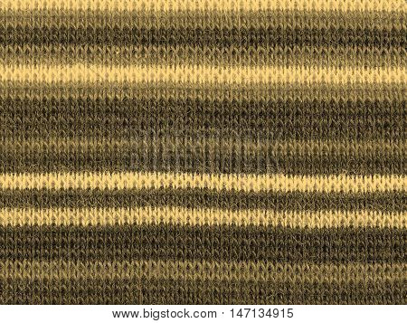 Multicolored Horizontal Stripe Fabric Background Sepia