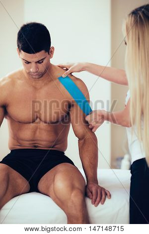 Kinesio Taping In Physical Therapy