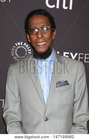 LOS ANGELES - SEP 13:  Ron Cephas Jones at the PaleyFest 2016 Fall TV Preview - NBC at the Paley Center For Media on September 13, 2016 in Beverly Hills, CA