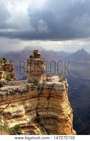 Grand Canyon National Park, Usa..