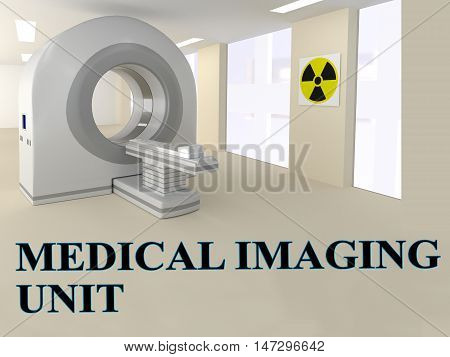 Medical Imaging Unit Concept