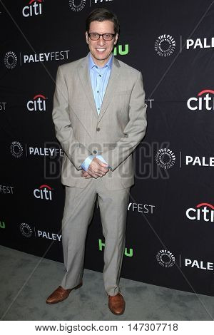 LOS ANGELES - SEP 10:  Kenny Schwartz at the PaleyFest 2016 Fall TV Preview - ABC at the Paley Center For Media on September 10, 2016 in Beverly Hills, CA