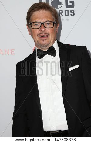 LOS ANGELES - SEP 10:  Dave Foley at the 2016 American Humane Hero Dog Awards at the Beverly Hilton Hotel on September 10, 2016 in Beverly Hills, CA