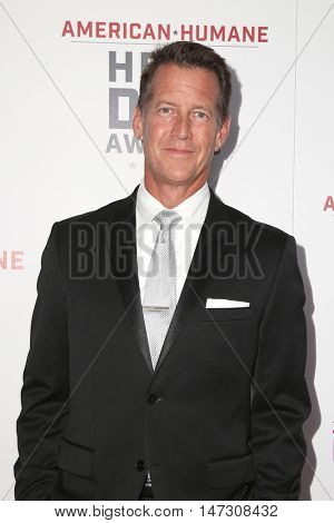 LOS ANGELES - SEP 10:  James Denton at the 2016 American Humane Hero Dog Awards at the Beverly Hilton Hotel on September 10, 2016 in Beverly Hills, CA