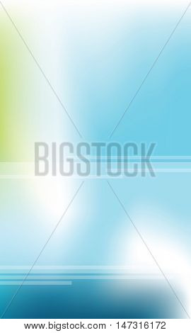 Abstract blue background - graphic design element