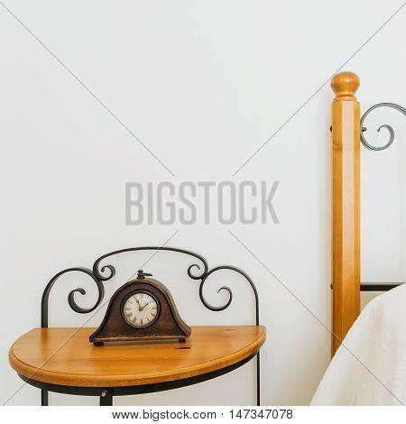 Elegant Bedside Table