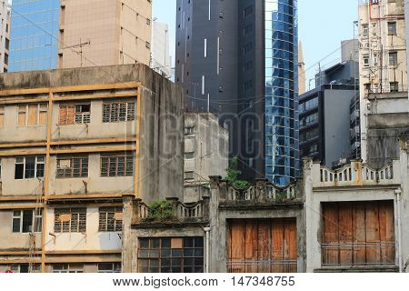 Gage Street, Central, Hong Kong