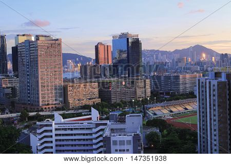 the kwun tong kowloon bay hong kong