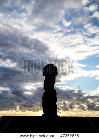 Moai Backligth