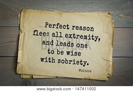 Moliere (French comedian) quote.  People don't mind being mean; but they never want to be ridiculous.