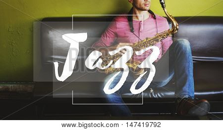 Jazz Music Genre Instrumental Rhythm Melody Sound Concept