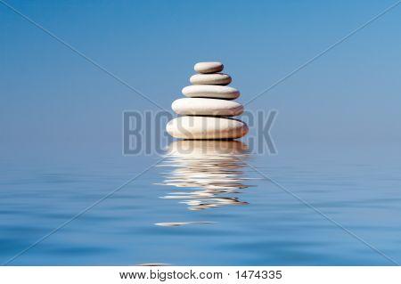 Pyramid On Waves