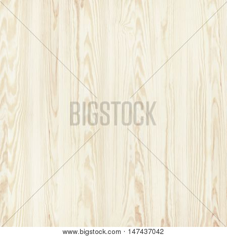 White clean wood background. Bleached pine board texture. Table size timber panel.