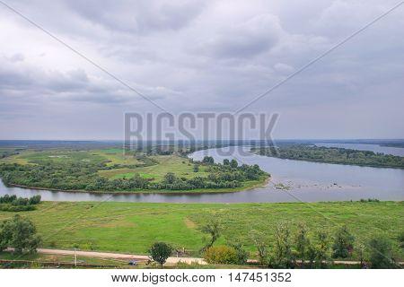 Ferris Settlement In Elabuga