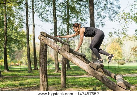 Obstacle Course Fitness