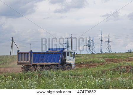 High Voltage Transmission Lines