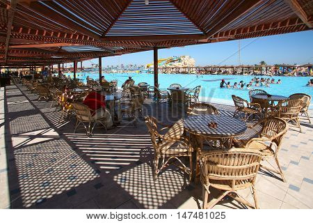 Seaside Resort In Egypt