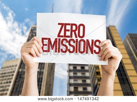 Zero Emissions