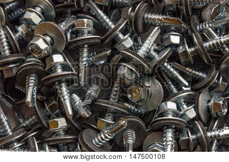 Screws a lot are waiting to be masters of all trades