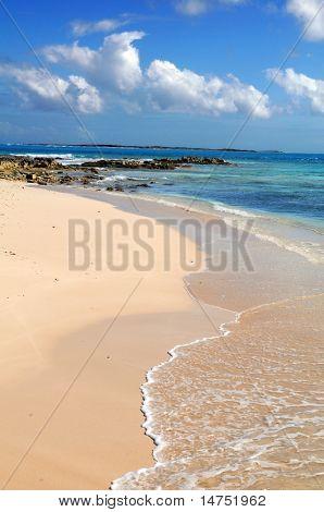 Gibbs Island in Grand Turk and Caicos Island, British West Indies