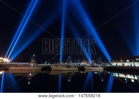 Lighting Display Hobart