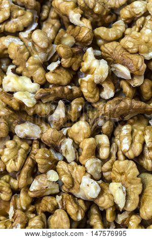 background walnuts close-up shot Cashew Nutty, Peanut