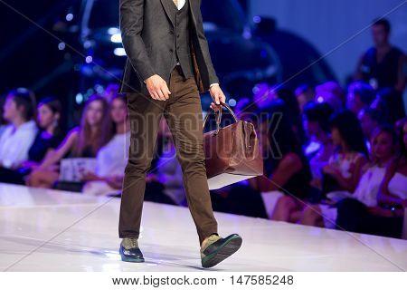 Sofia Fashion Week Male Bag