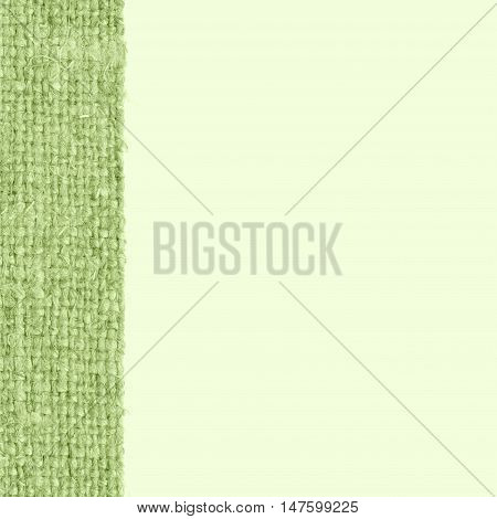 Textile tarpaulin fabric style malachite canvas full material swatch background