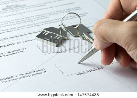 Sale And Purchase Agreement