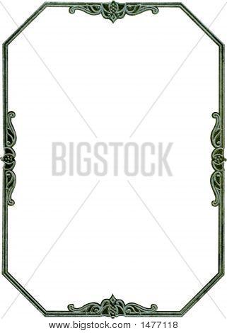 Antique Frame Element