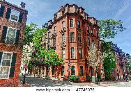 Beacon Hill Neighborhood - Boston