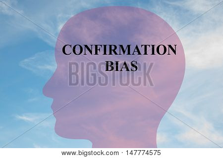 Confirmation Bias - Mental Concept